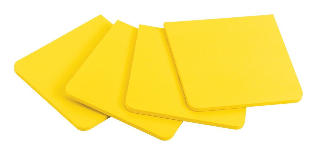 Post-it Full Adh Note Yllw Pk4 F330-4SSY