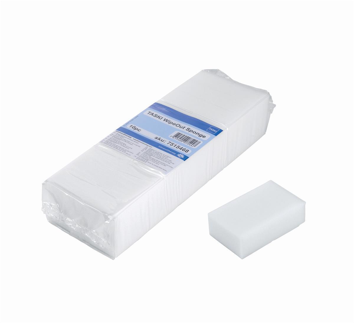 TASKI Wipe Out Sponge Pack 10 Code 7515468