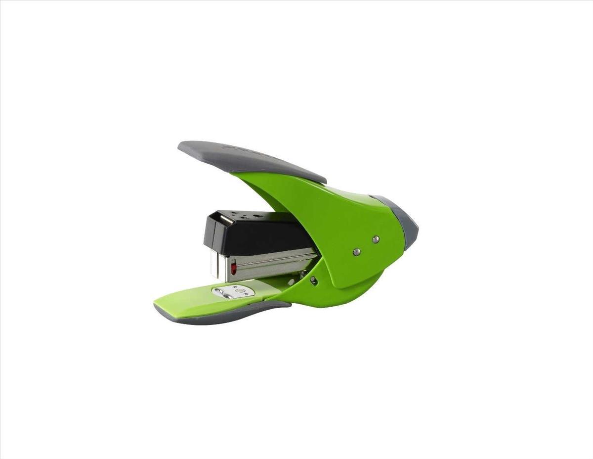 Rexel Easy Touch Quarter Strip Stapler Green Code 2102635