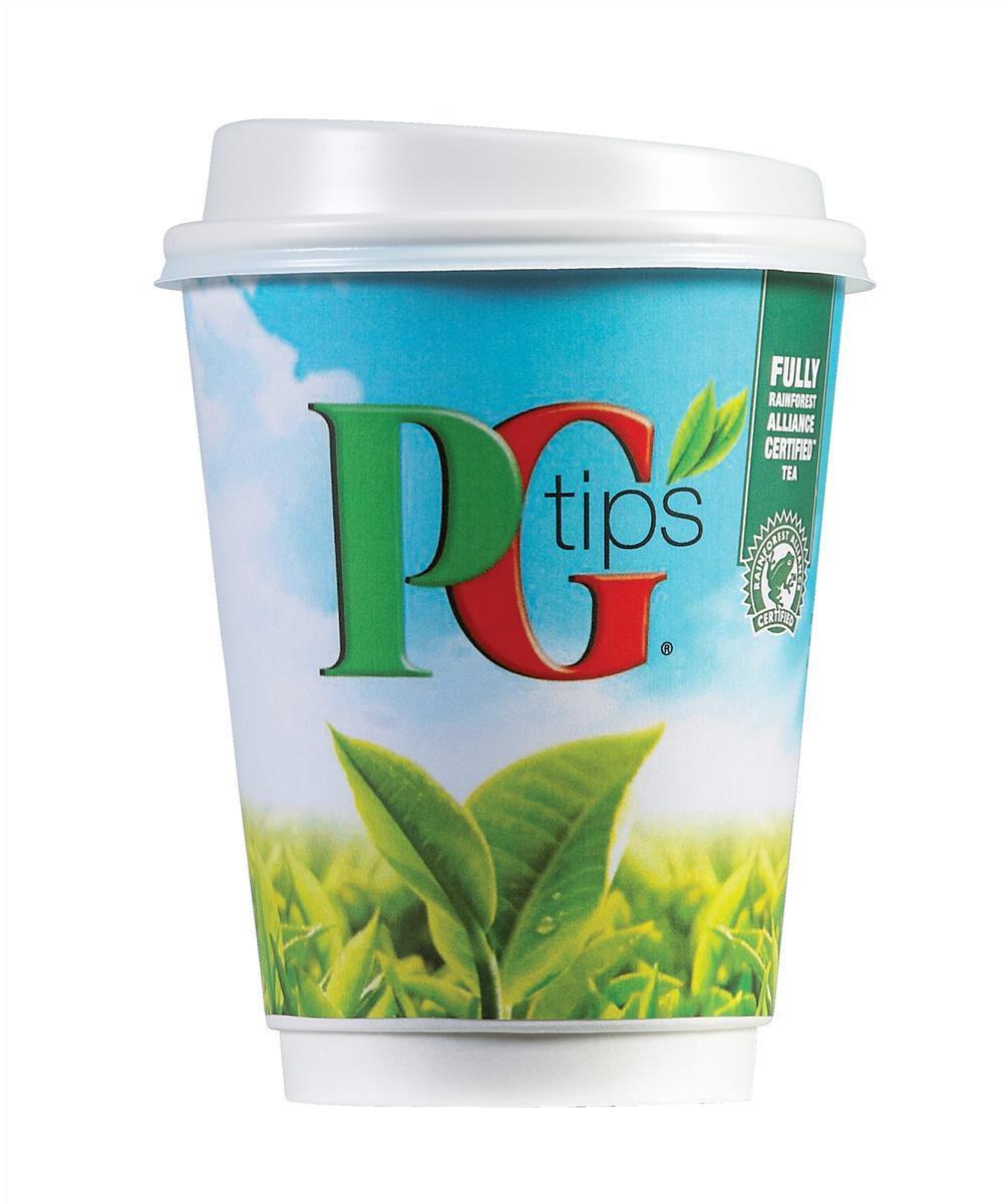 Kenco 2 Go PG Tips Black Tea Pack 8 12oz Code A03293