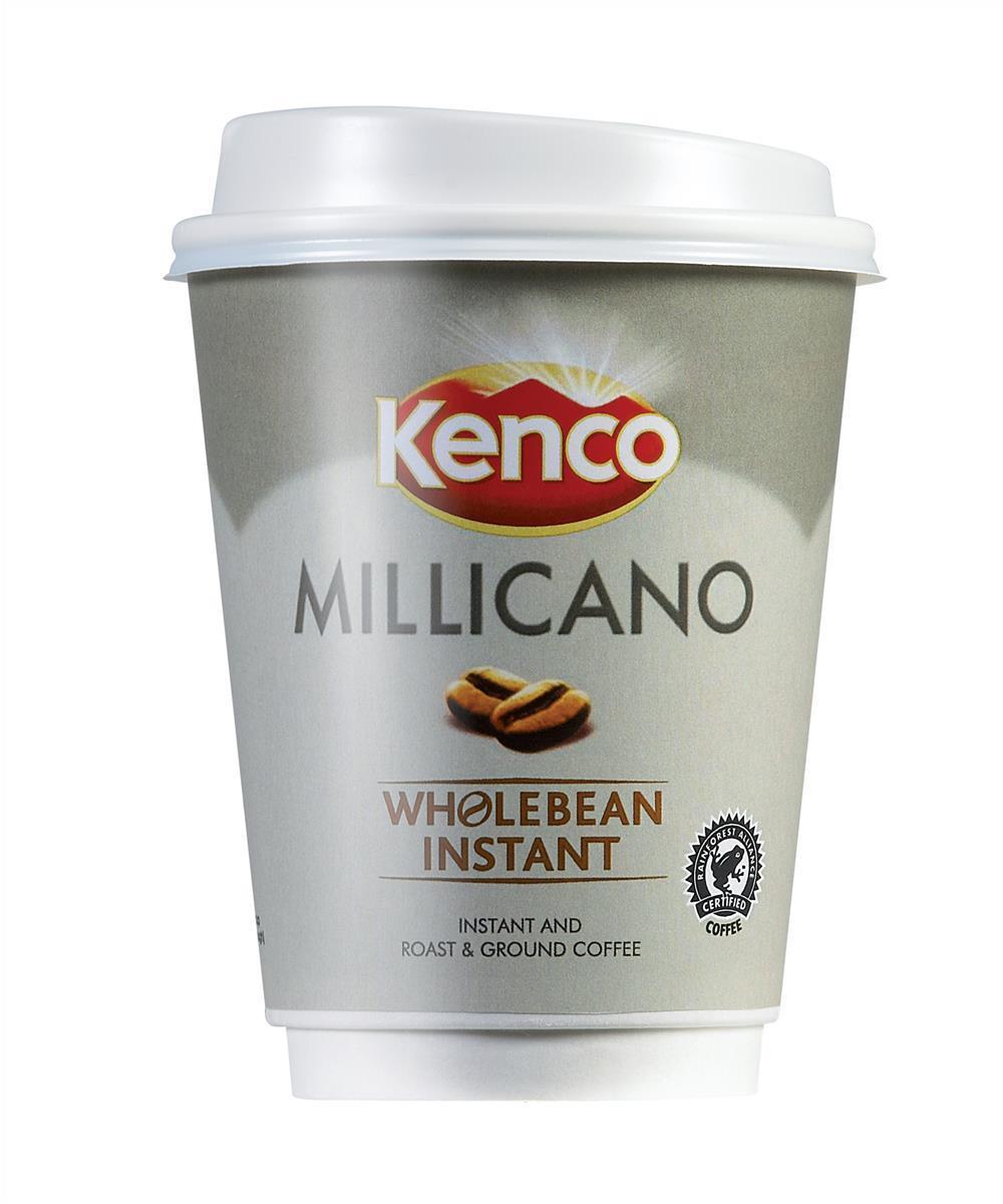 Kenco2Go Millicano Pk8 12oz A03296