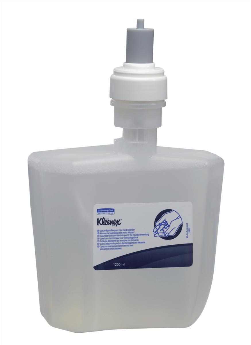 KLX Luxury Foam Soap Rfl Pk4 6345