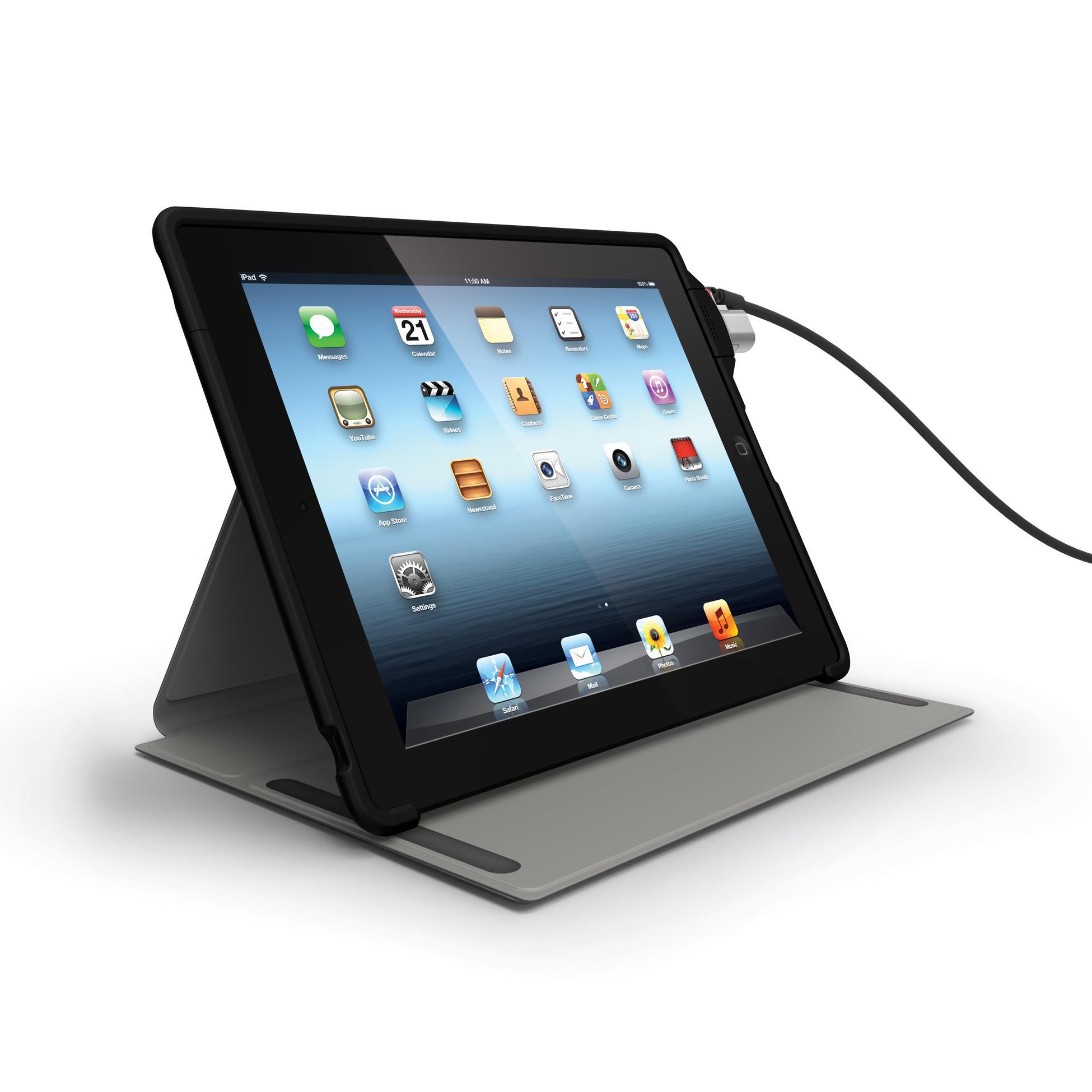 Kensington iPad3 S/B Folio Case