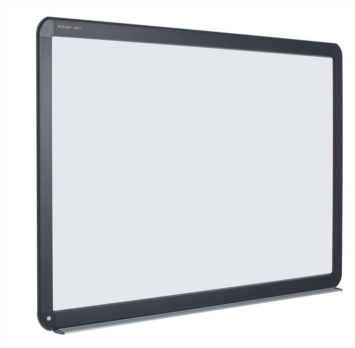 Bi-Bright Interactive Drywipe Whiteboard 78in W1779xD32xH1326mm Ref BI1291800