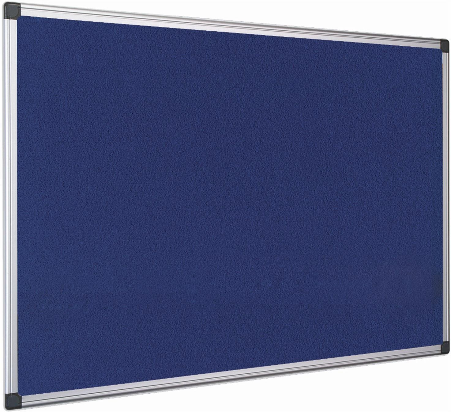 Bi-Office Earth-It Felt Notice Board 1200x900mm Code FA0543790
