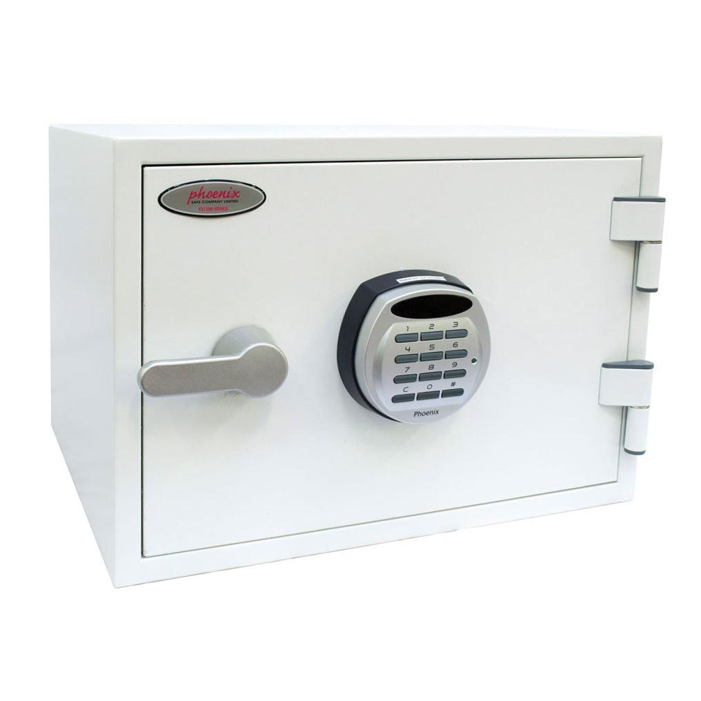 Phoenix Titan II Safe for Media 60mins Electronic Lock 26kg 16 Litre Ref FS1271E