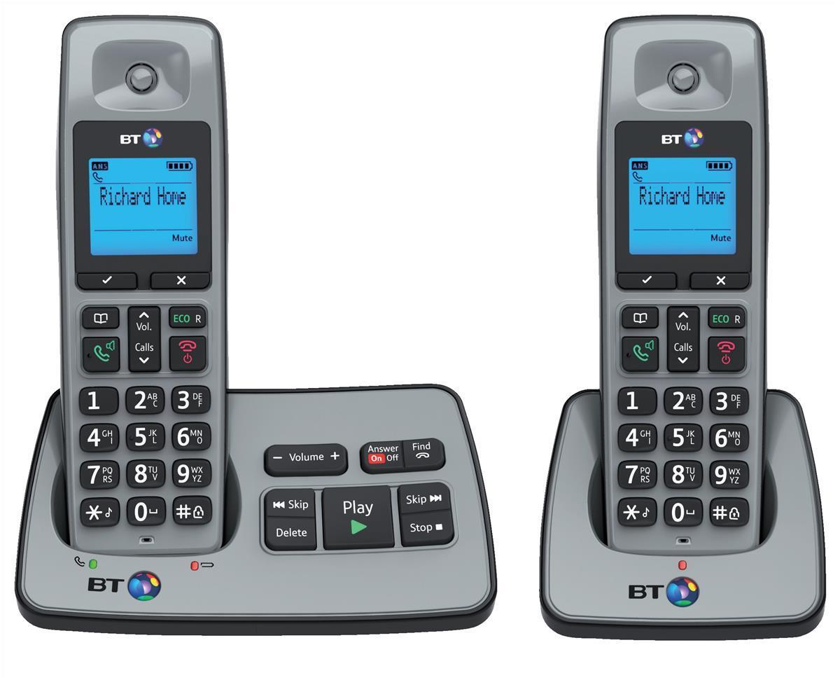 BT 2500 Twin Dect Phones TAM 66059