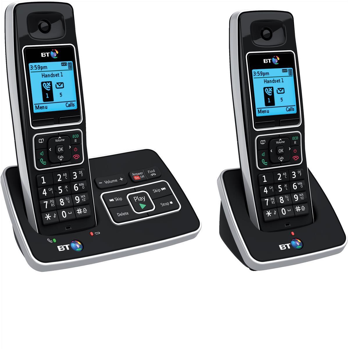 BT6500 Twin Dect Phones TAM 66267