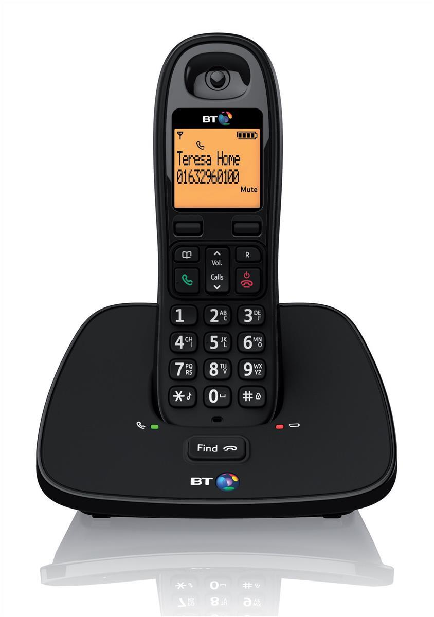 Image for BT 1000 Single Dect Phone 66854
