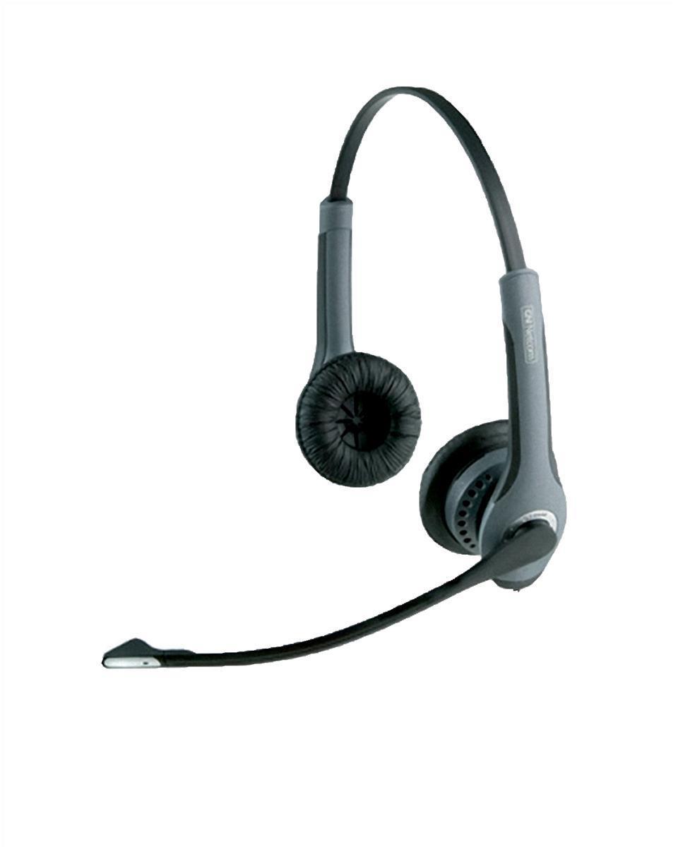 Jabra GN 2000 Duo Flex Boom Headset Code 2009-820-104