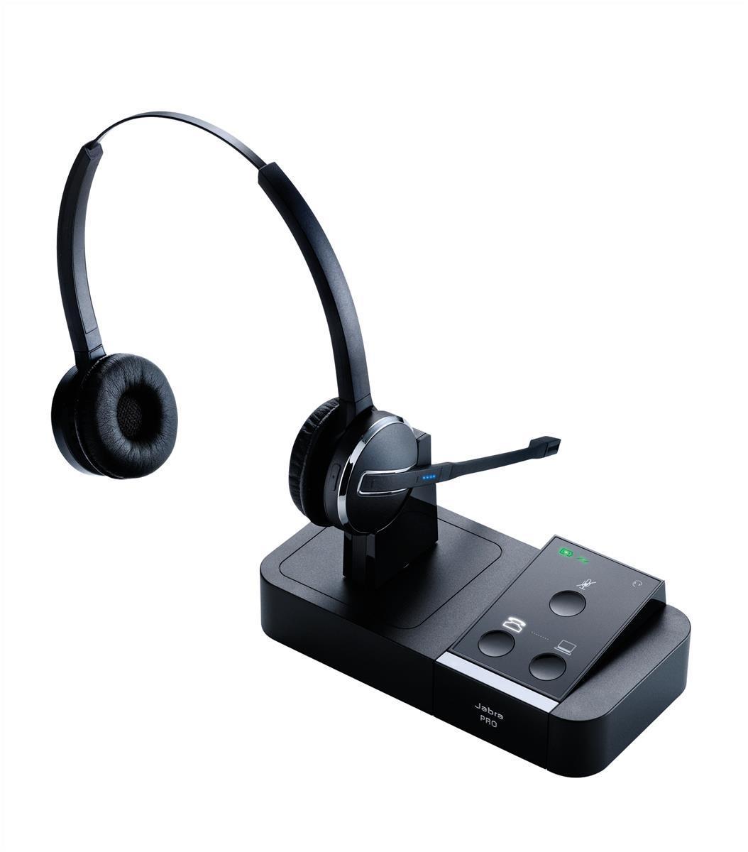 Jabra PRO 9450 Duo Headset