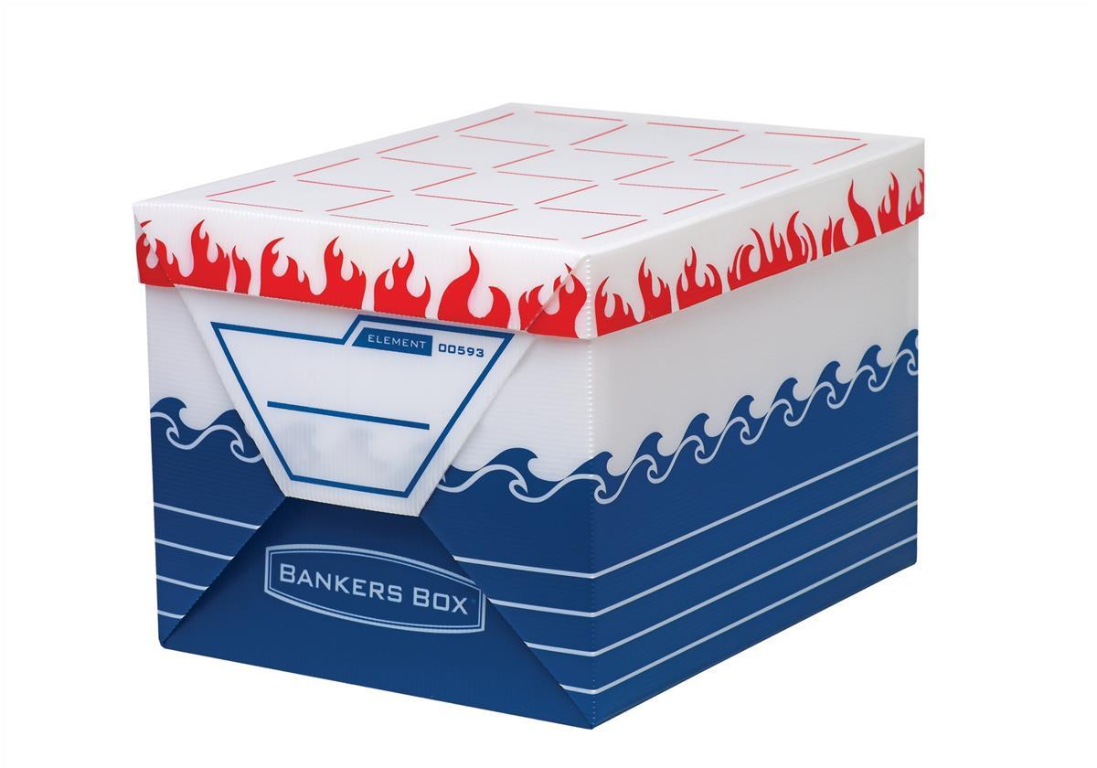 Bankers Box® Element Storage Box