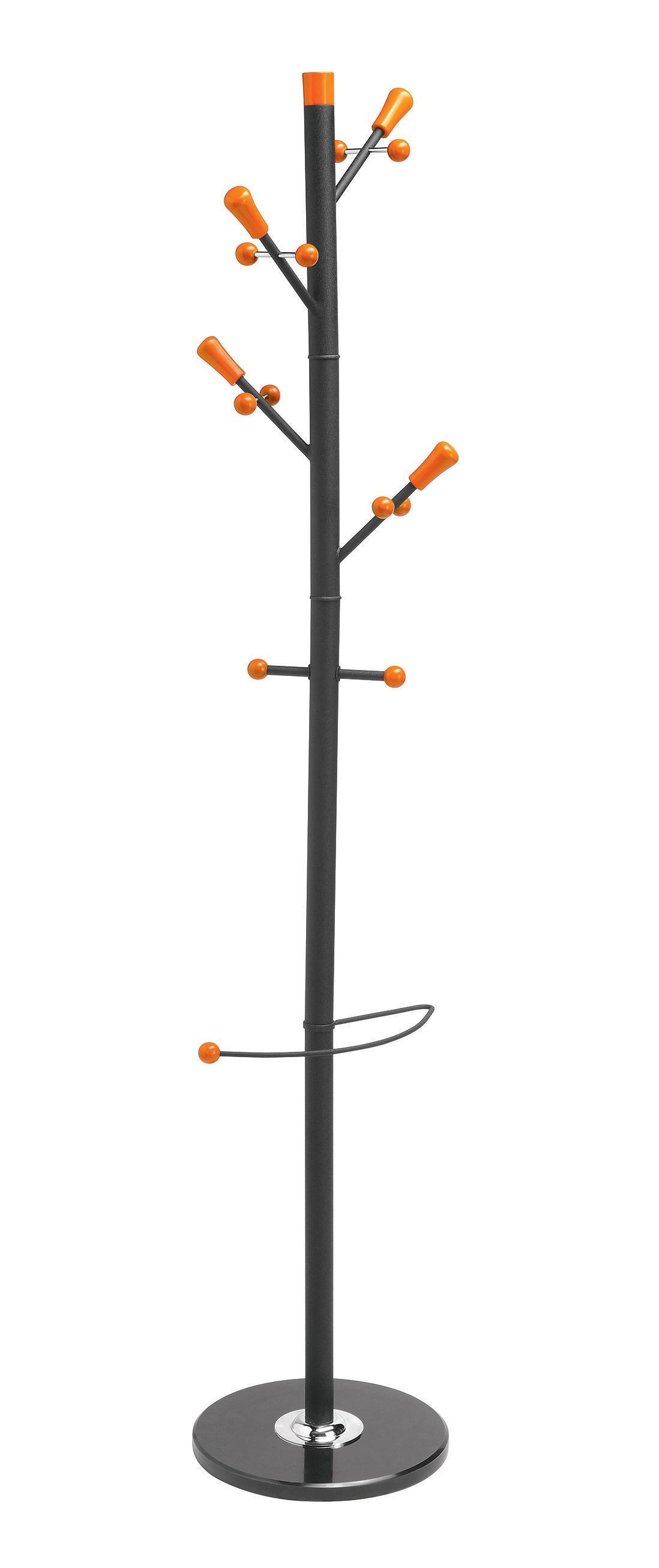 GLO Coat Stand Black/Orange Code WJD823 Orange