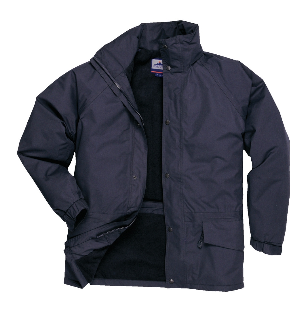 Arbroath Jacket Fleece Lined Large Code S530NARL
