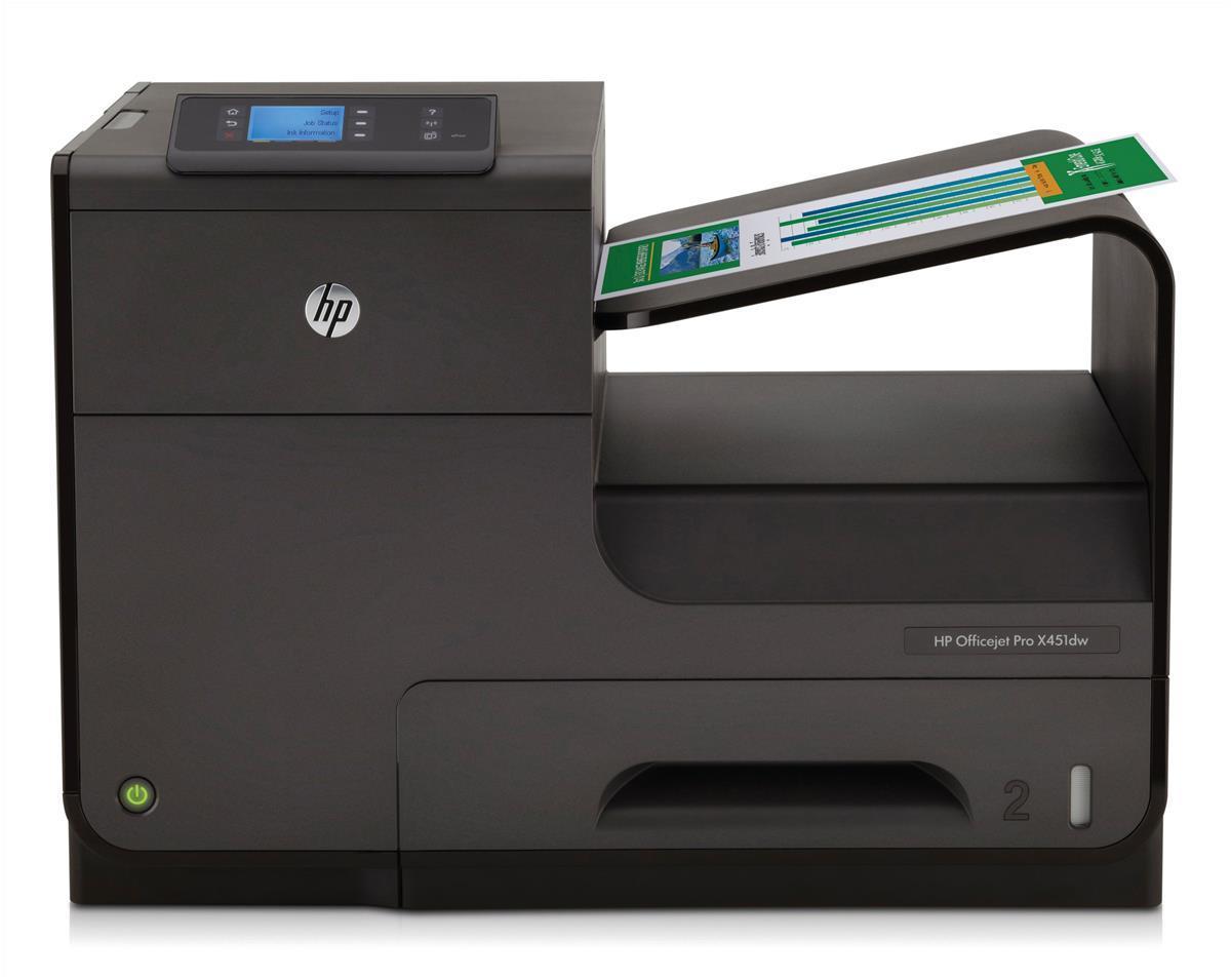 HP Officejet Pro IJ MFC X451dw CN463A