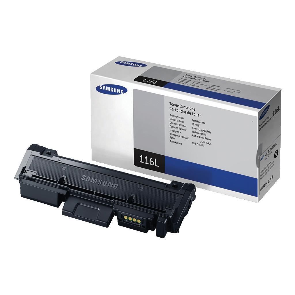 Samsung Laser Toner Cartridge High Yield Page Life 3000pp Black SU828A