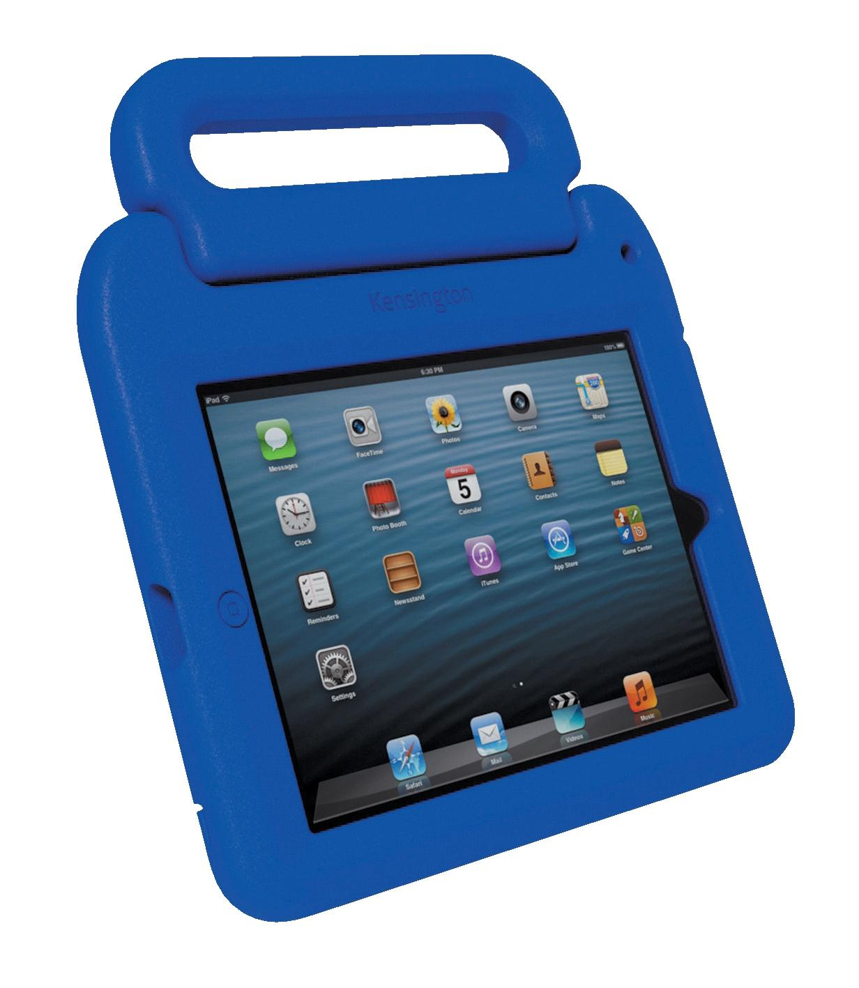 Kensington SafeGrip for iPad Blue