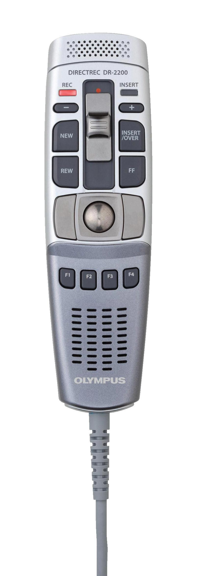 Image for Olympus DR-2200 Professional USB Digital Dictation Device