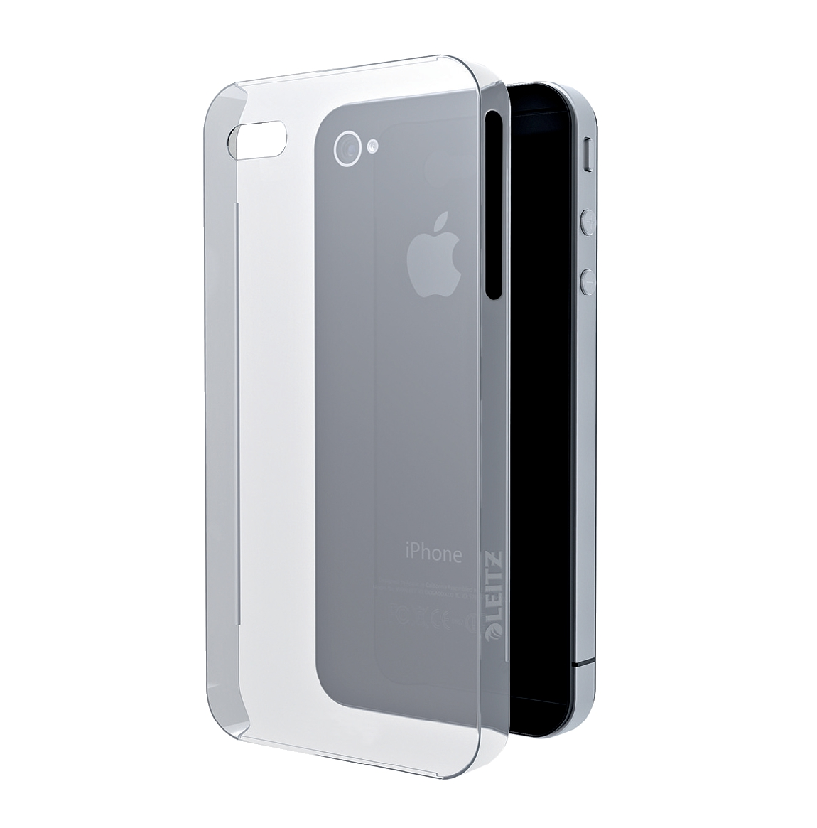Image for Leitz Complete Case Transparent Iphone
