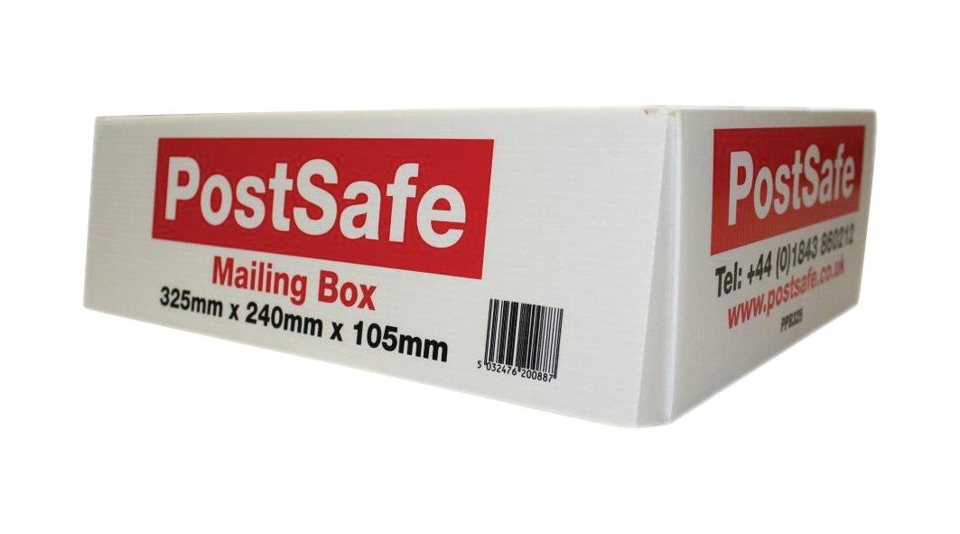 Postsafe Polypropylene Box PPB325