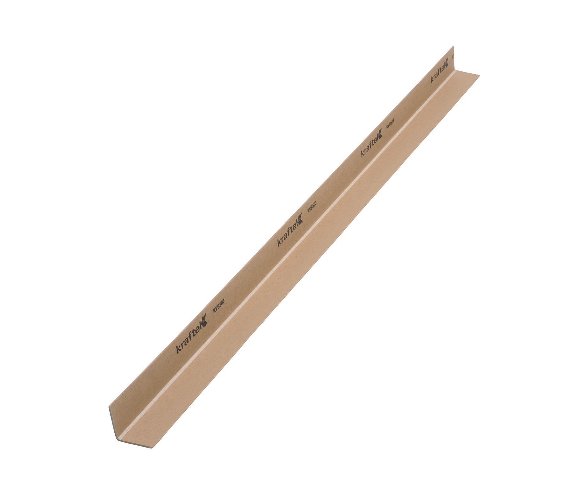 Kraft Edge Board Corner Protectors 50x50x3x1200mm KVB50312
