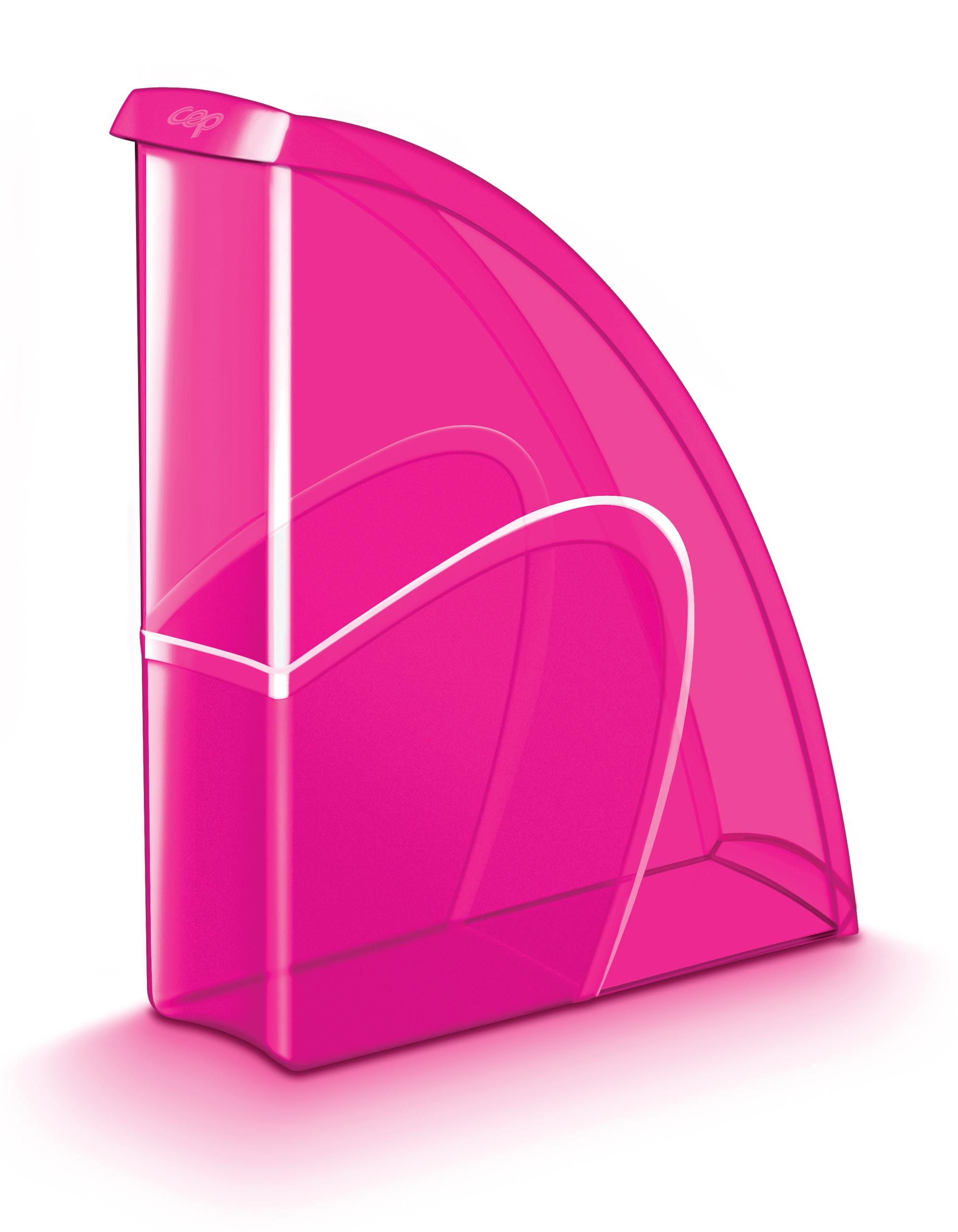 CepPro Happy Magazine Rack Pink