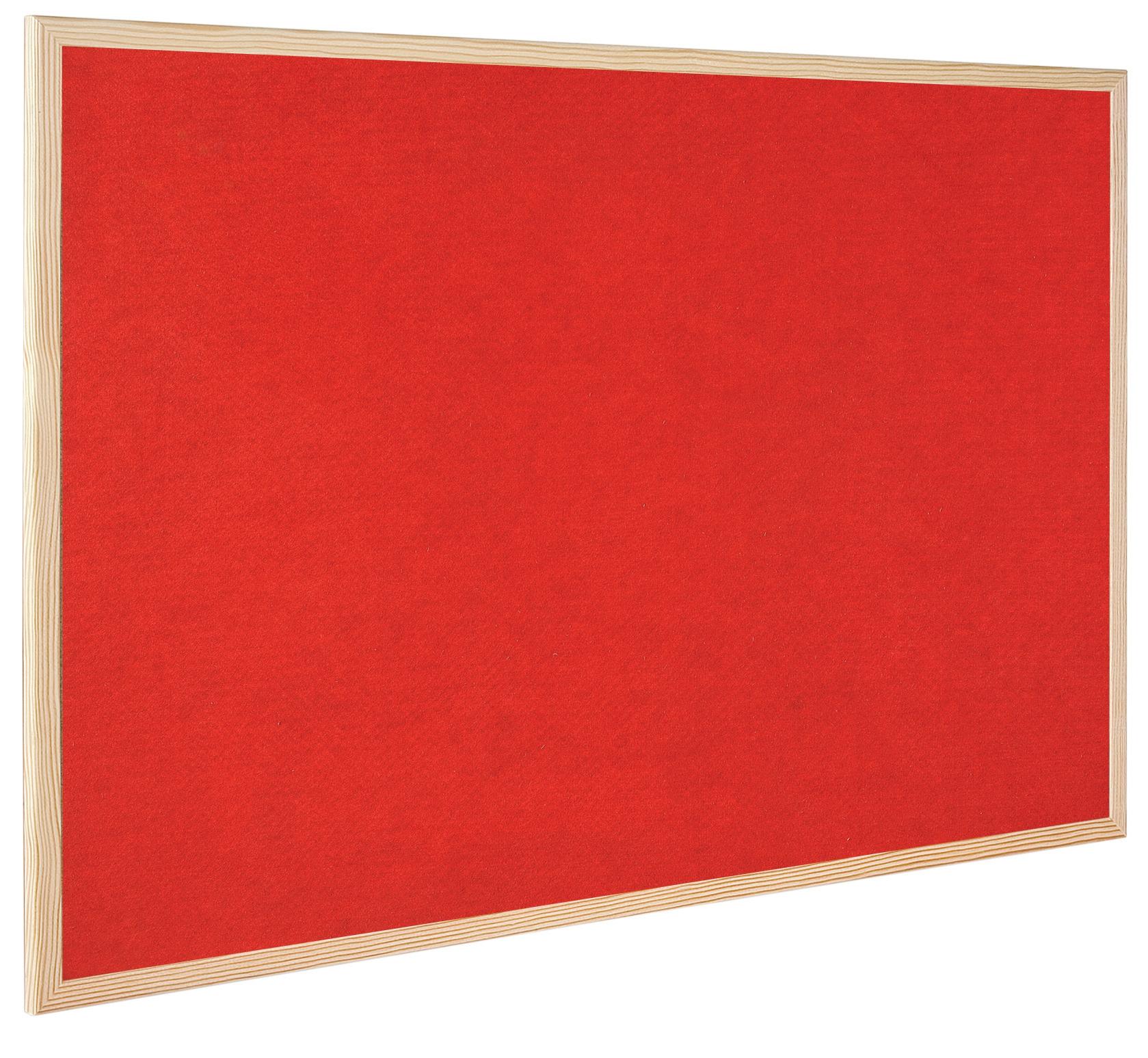 Bi-Office Cork/Felt Double-Sided Board 600 x 400mm (Pack of 1) FB0310010