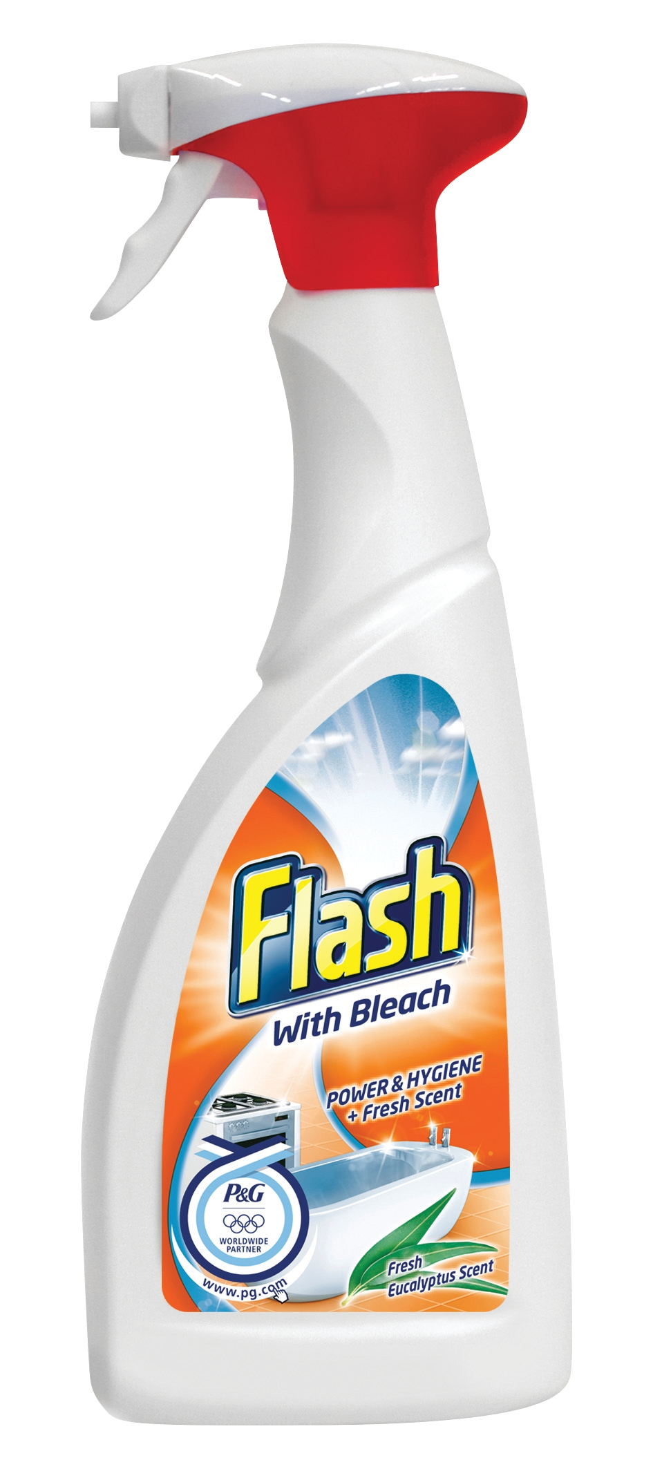 FlashGuard Spray With Bleach 500ml