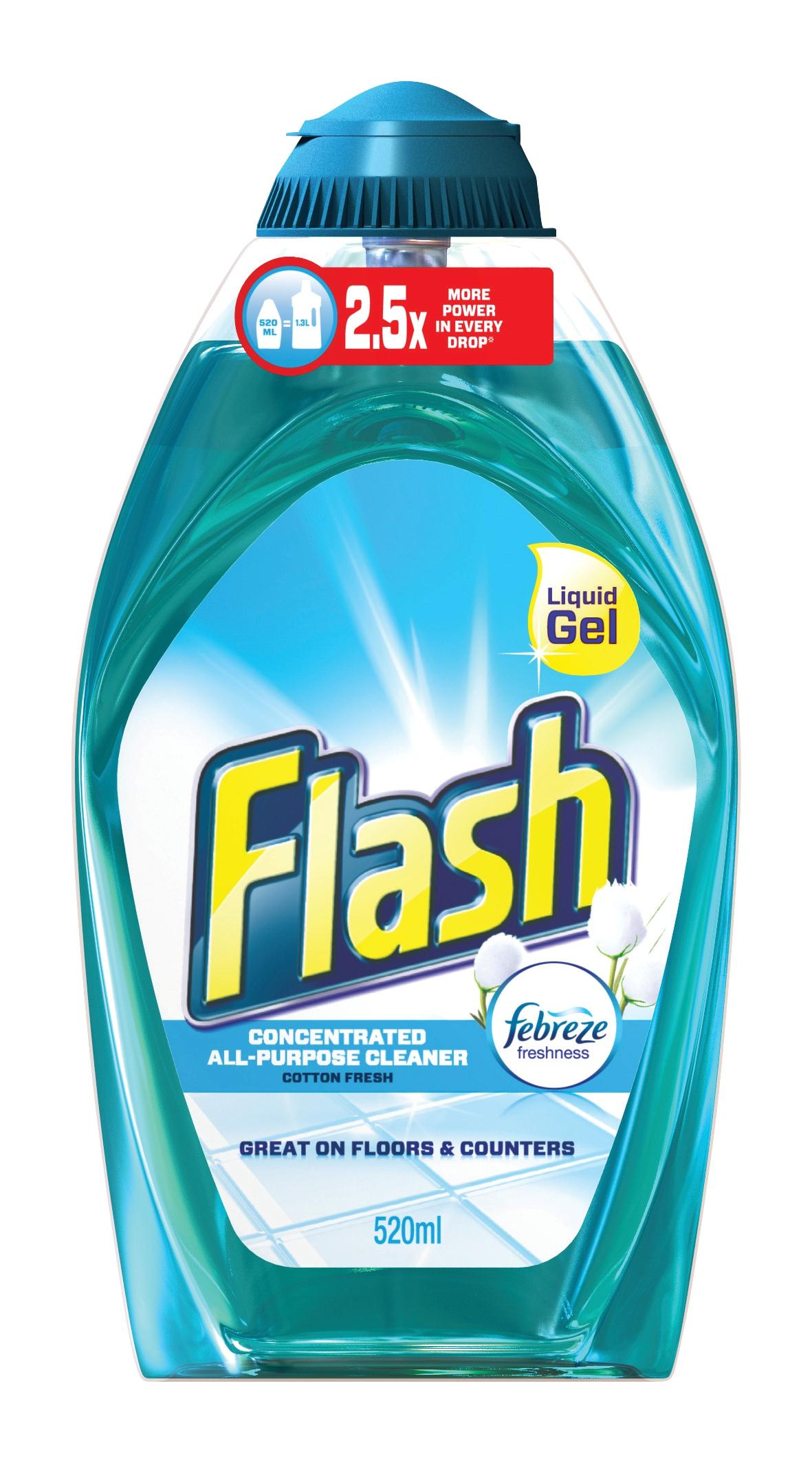Flash Gel Flash Gel Cotton 520ml