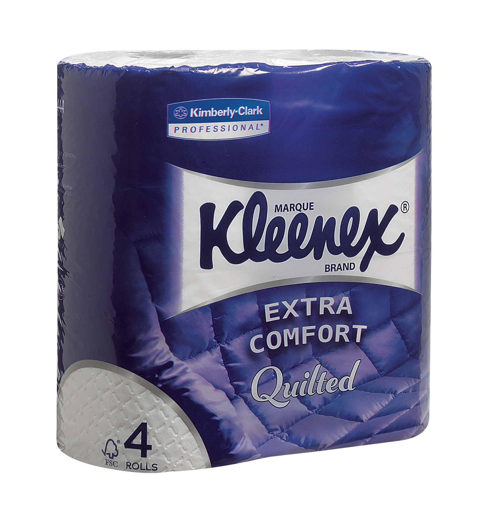 KLEENEX Toilet Rolls White Small Pk40