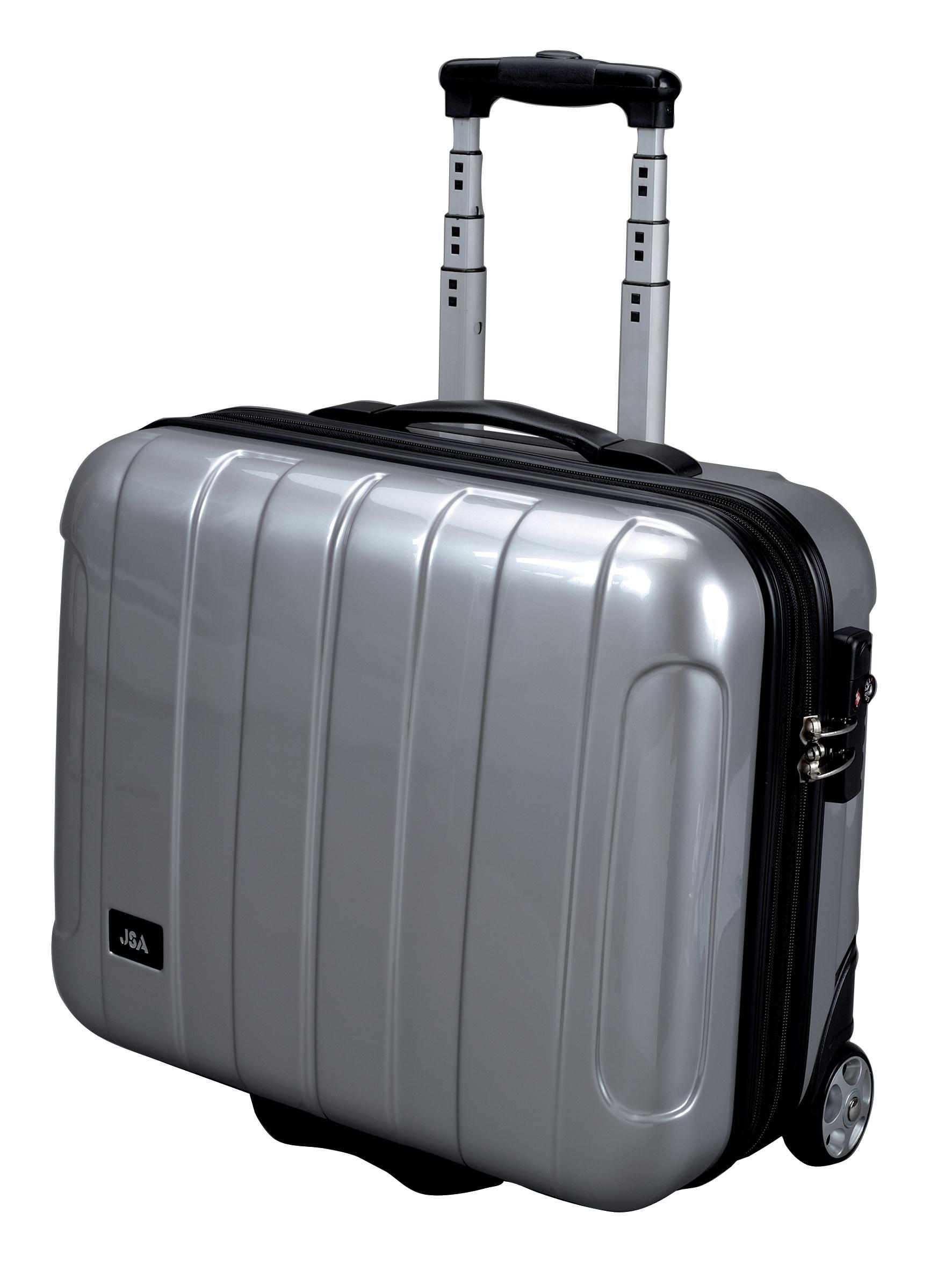 JSA  Business Trolley Silver 45523