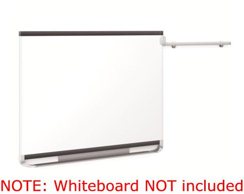 Nobo Prestige Swing Arm Whiteboard Flip Chart Attachment