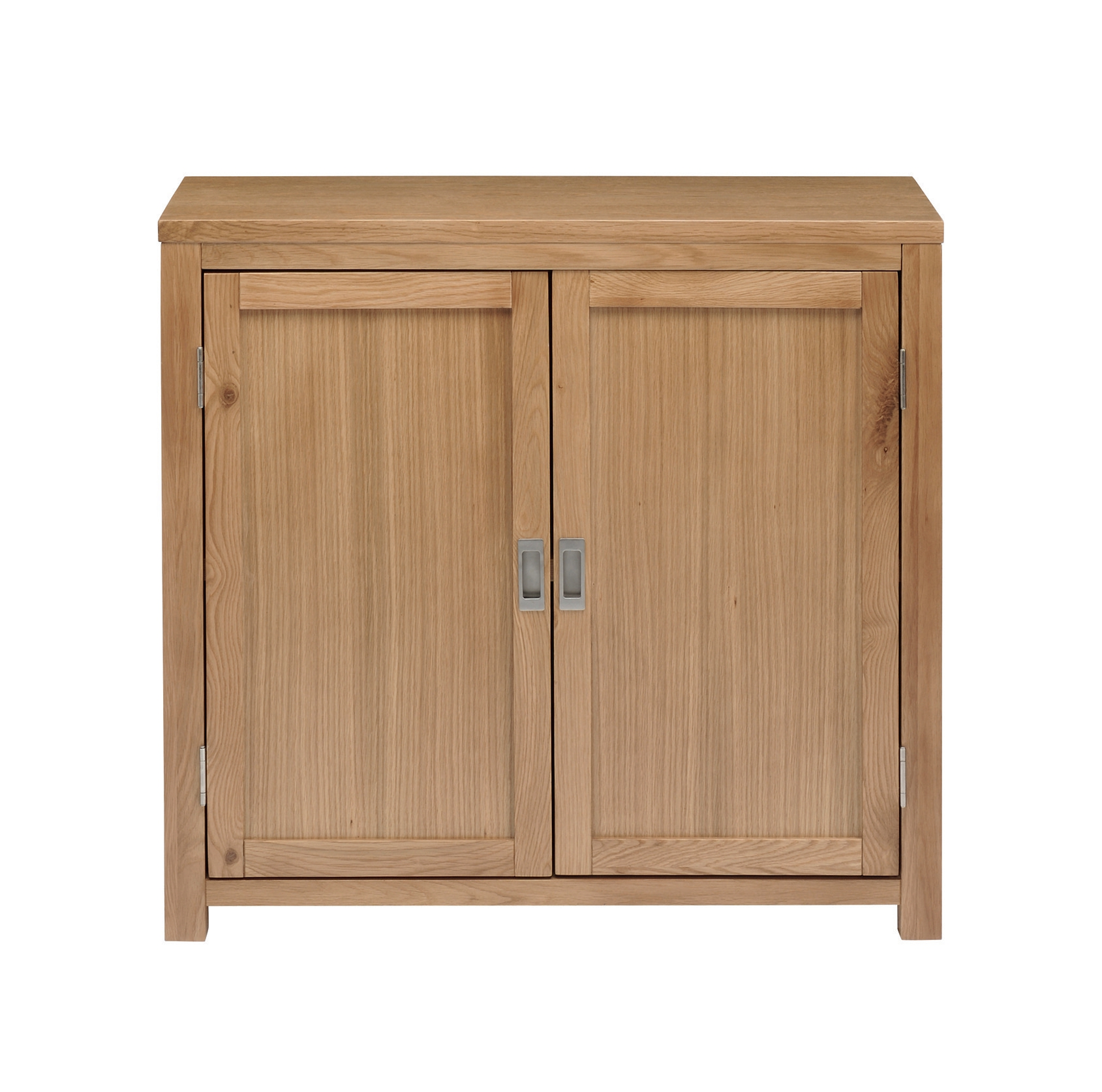 Image for &Adroit Oak Base Cabinet with Doors