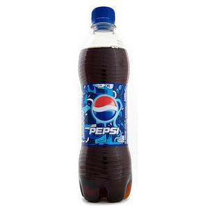 Pepsi Regular Soft Drink Bottle 500ml Pack 24 A07700