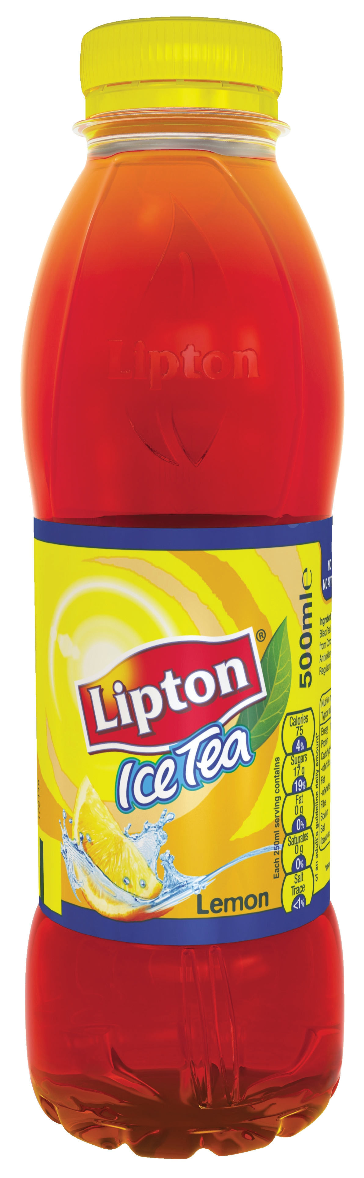 Lipton Ice Tea Lemon 500ml x12