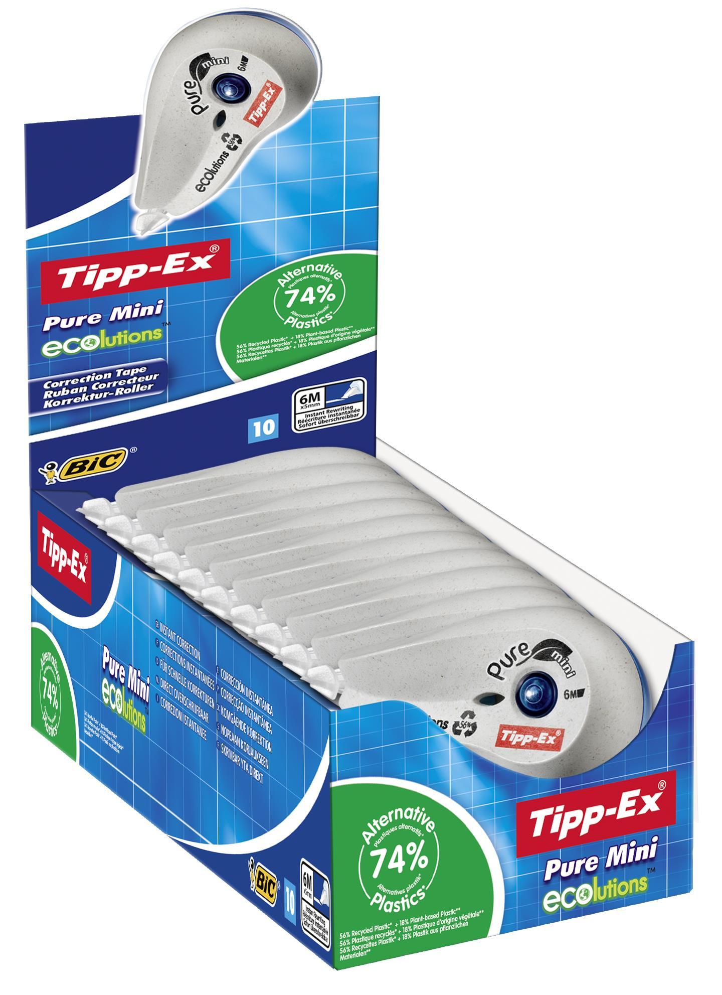Tipp-Ex Pure ECO Mini Tape 918466