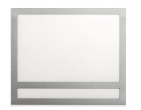 Durable Fotoframe Plus 10x15 cm - Silver