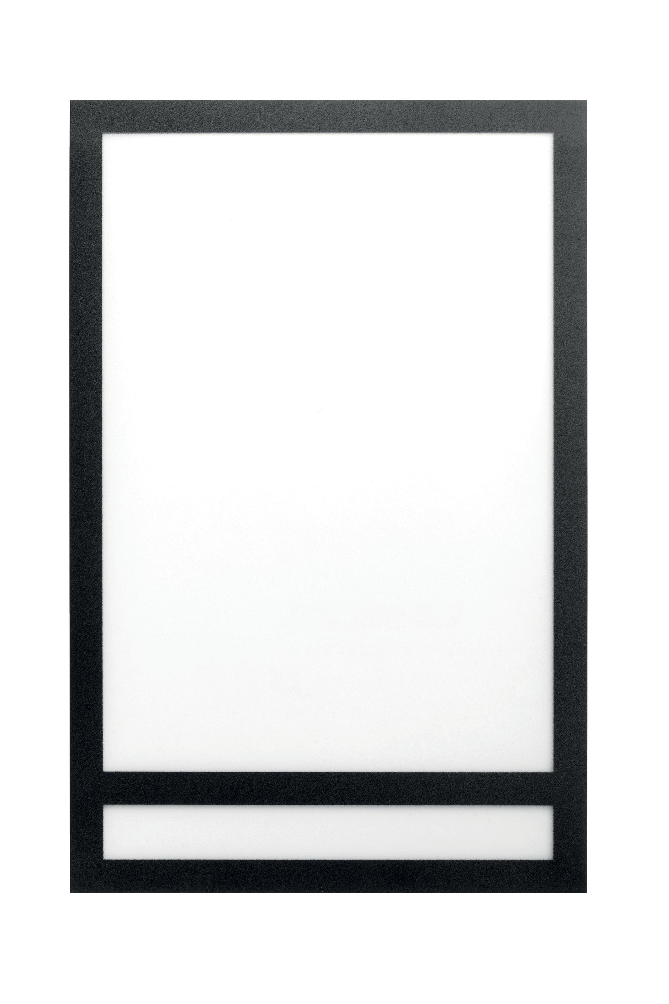 Durable Fotoframe Plus 18x13 cm - Black