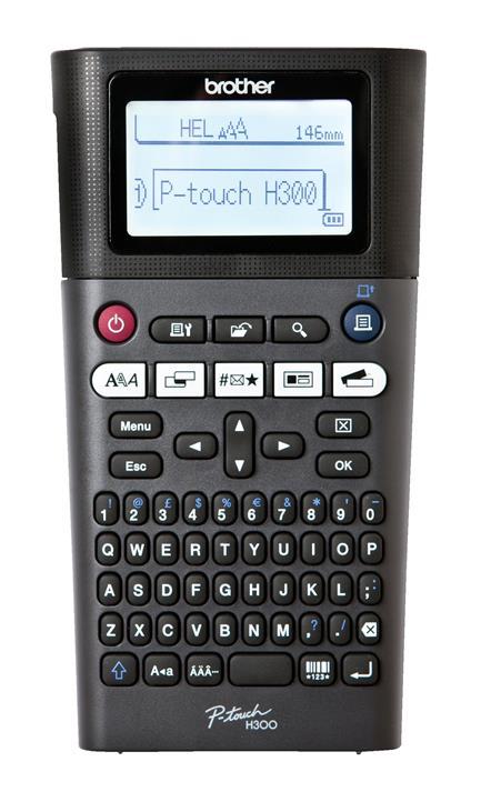 Brother PT-H300 Handheld Label Printer