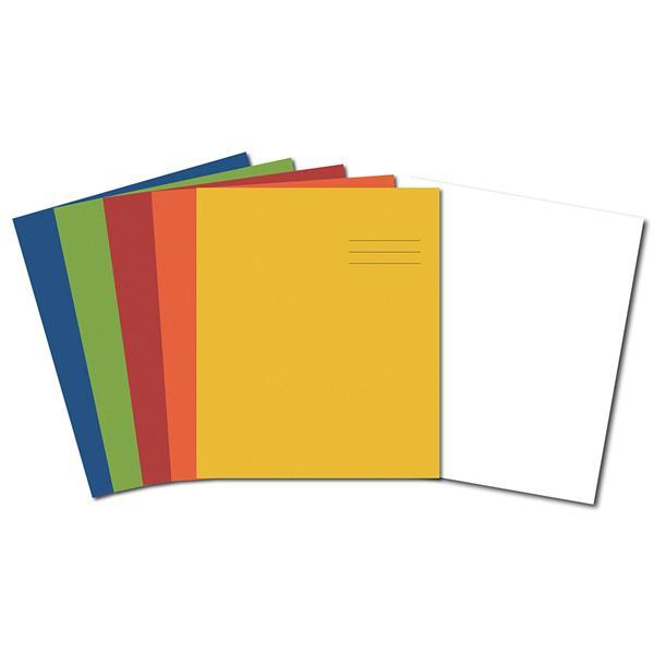 Image for Cambridge Book 40 Plain Pages 330x250mm Assorted