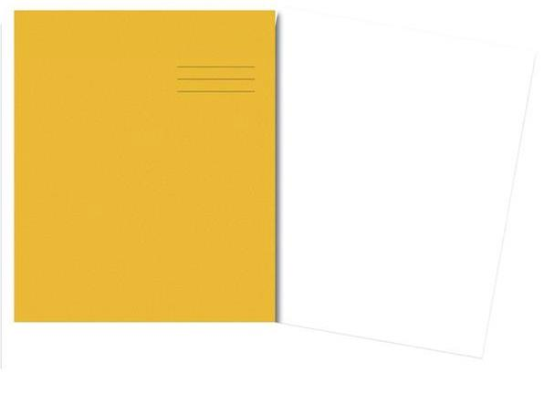 Image for Cambridge Bk 13X10 40 Page Plain Yellow