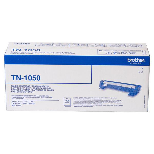 Brother HL1110 TonerCart Blk TN1050