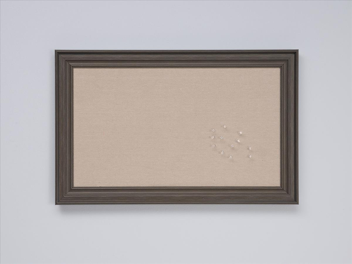 invo Linen Notice Board 350x600