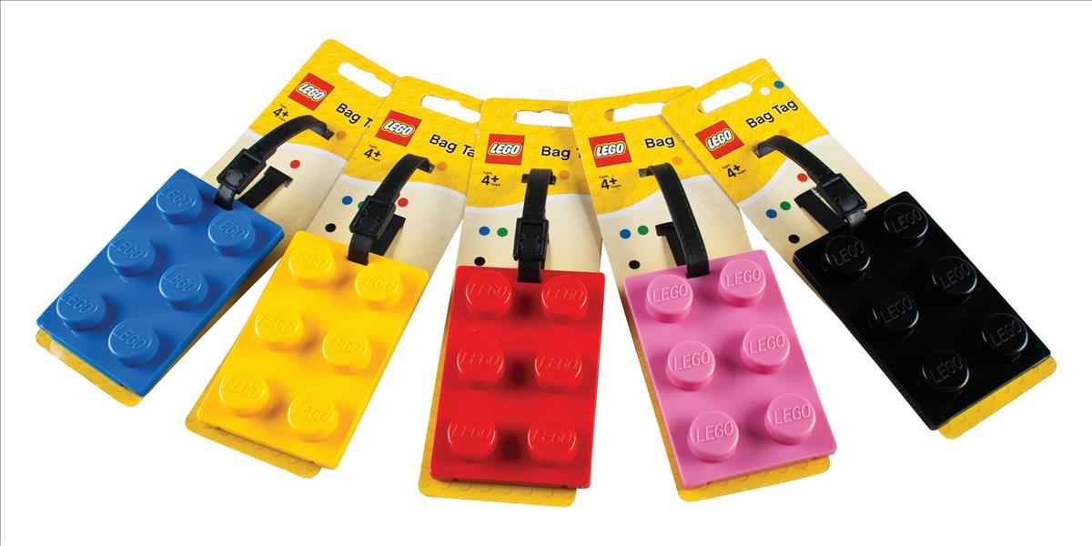 Image for Lego Bag Tag brick Shape (0)
