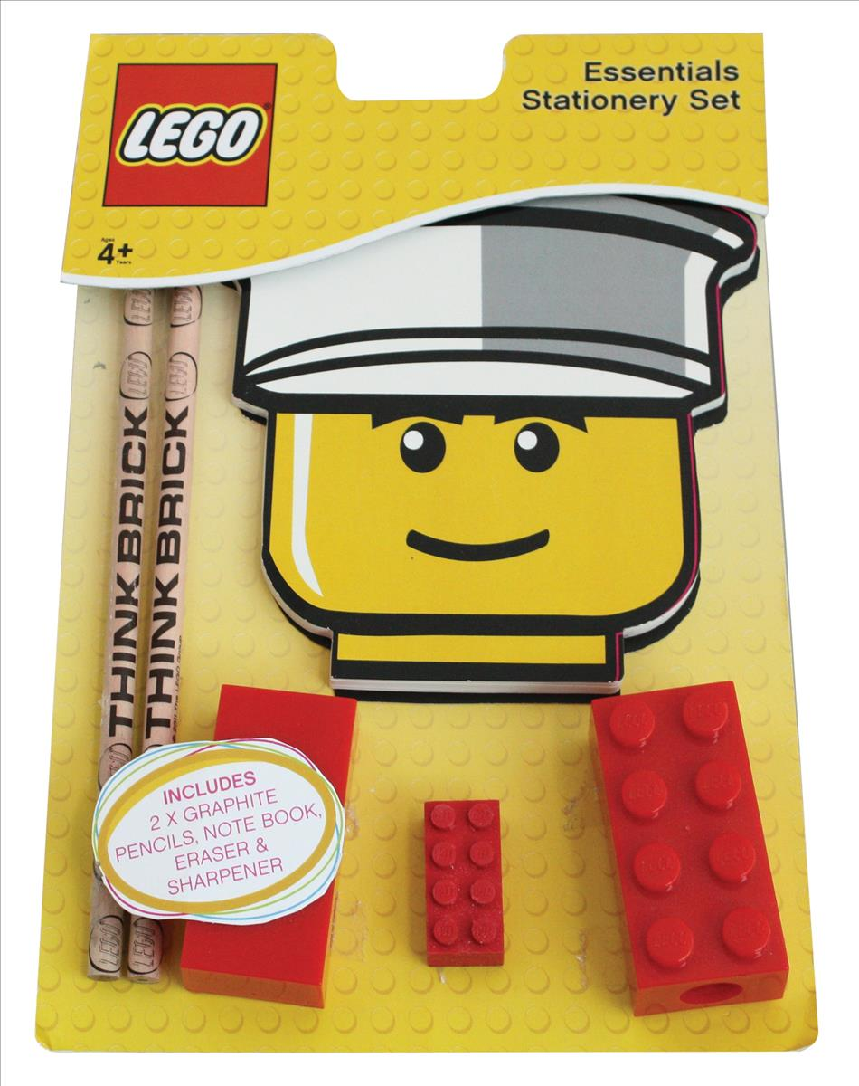 Image for Lego Essential Stationery Set
