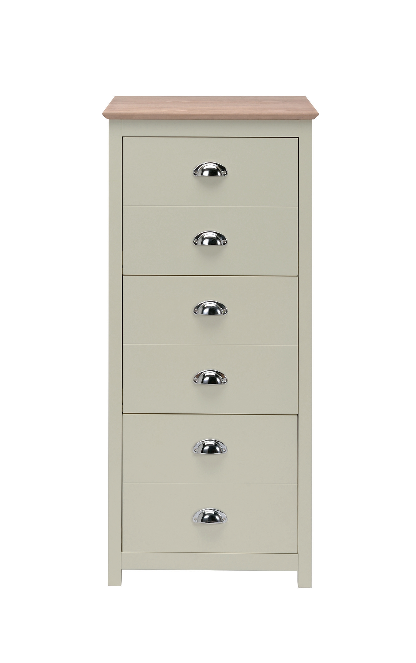 &Sonix Chic Two Tone Filing Cabinet