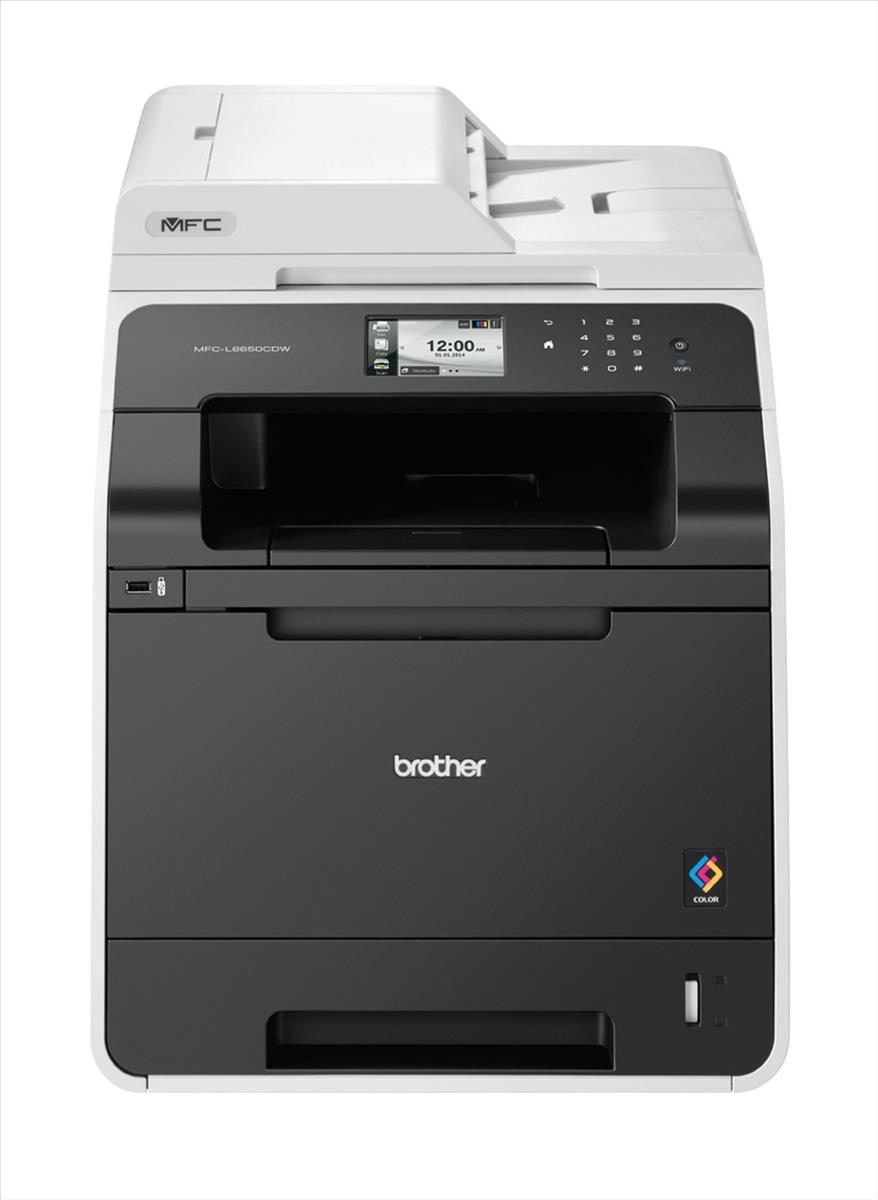 Brother MFC-L8650CDW Colour Multifunction Laser Printer Ref MFCL8650CDWZU1