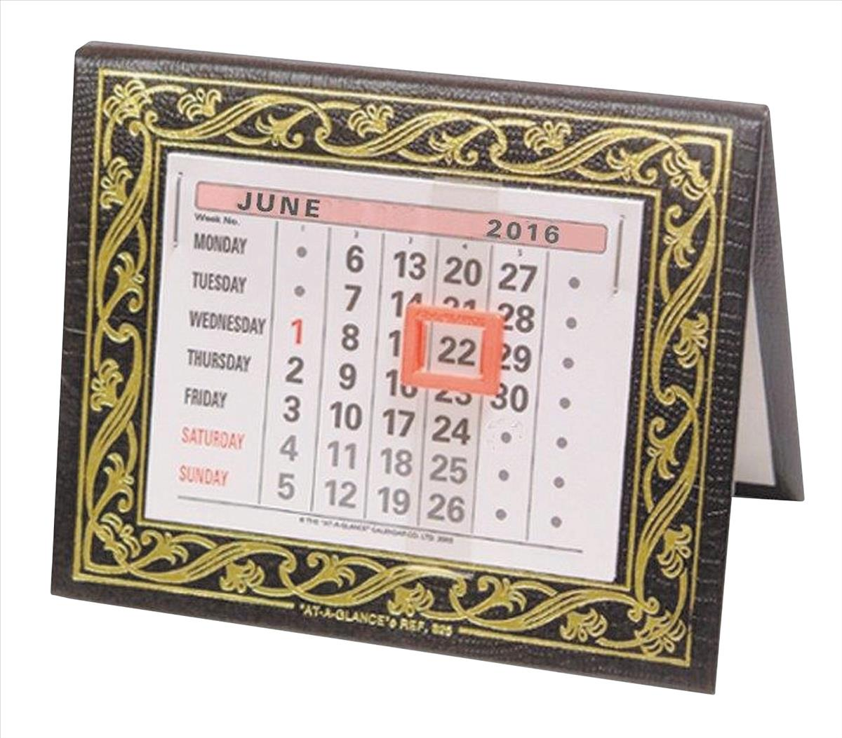 At A Glance 2016 Desk Calendar 825