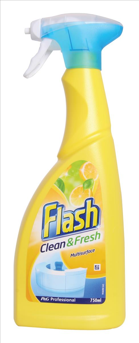 Flash Spray Clean & Fresh 750ml