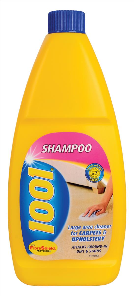 Image for 1001 Carpet Shampoo 450ml